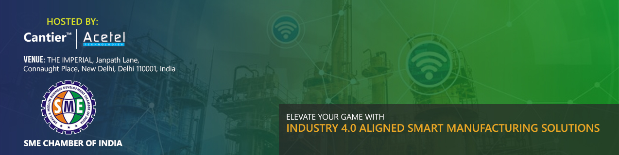 Industry 4.0 Aligned Smart Manufacturing Solutions