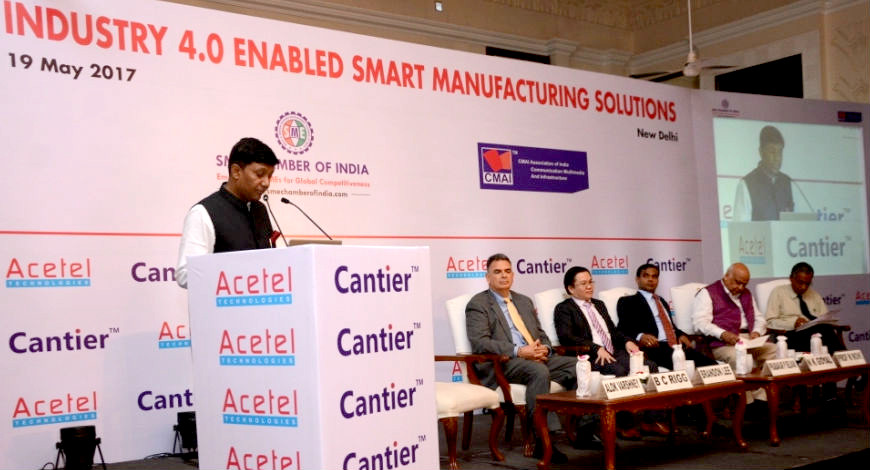Industry 4.0 Smart Manufacturing Event